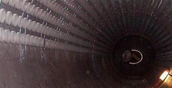 远场电磁检测技术与内置旋转检测系统