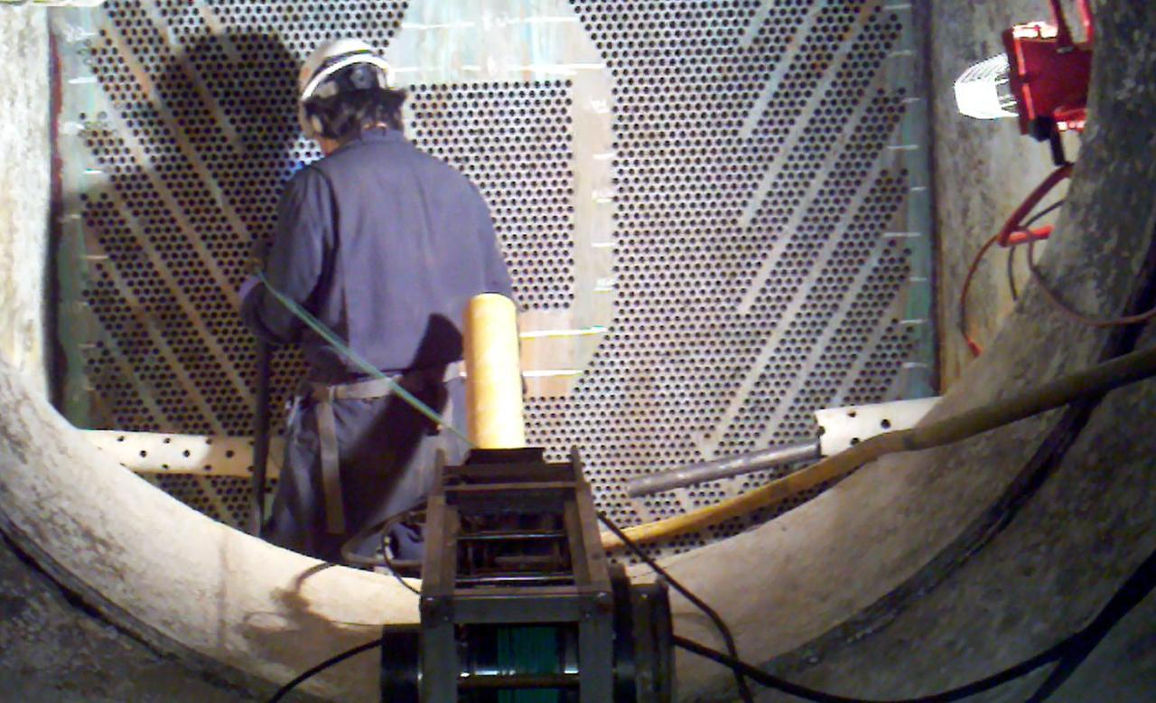 冷凝器无损检测涡流检查